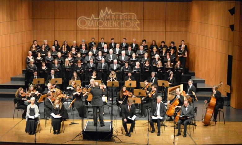 Immer auf der Suche nach dem Besonderen: Der Amberger Oratorienchor und das Amberger Sinfonieorchester.